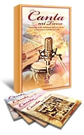 Coffret CD Canta mi Tierra