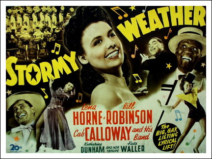 Affiche de Stormy Weather
